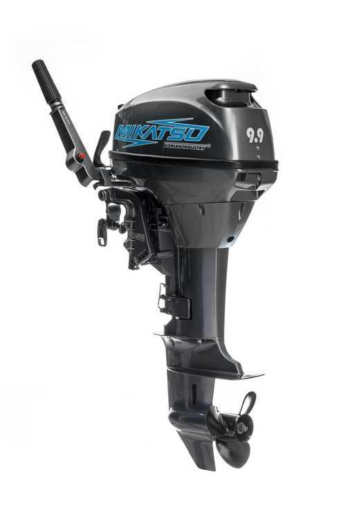 Мотор лодочный Mikatsu M 9.9 FHS