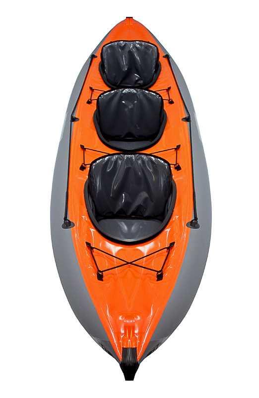 Лодка байдарка Хатанга 3 Sport