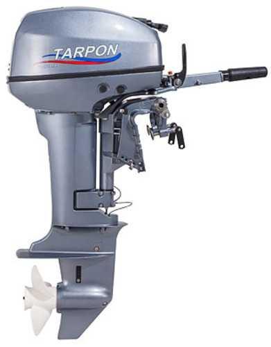 Мотор лодочный  9.9 л.с. 2-хткт. TARPON Т-OTH 9,9S