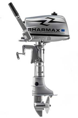 Мотор лодочный 5л.с., 2-хткт., 19кг, 2020г Sharmax  SM5HS