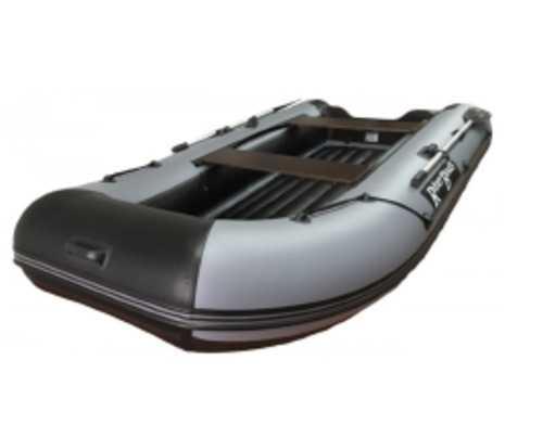 Лодка ПВХ 3х м, 340х151, г/п 450кг, баллон 420мм, до 10л.с., надувн пол RiverBoats RB-340 НДНД ЛАЙТ